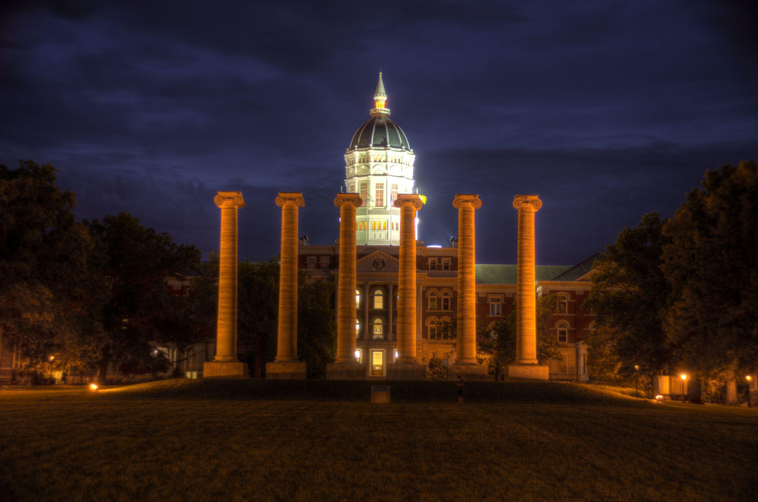 University of Missouri Columbia MO